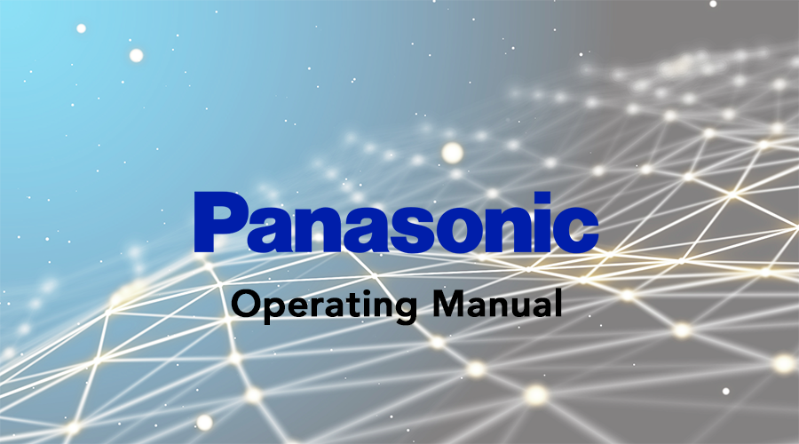 Panasonic Pure IP-PBX User Manual
