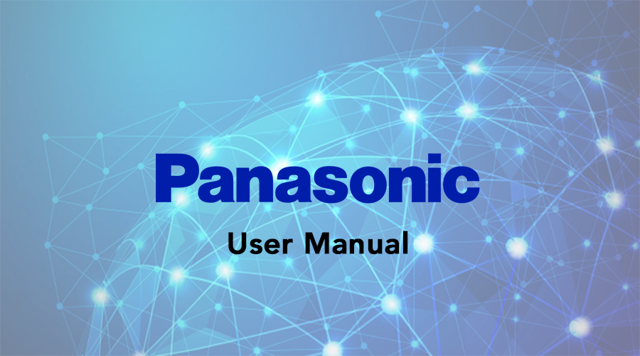 Panasonic Hybrid IP-PBX User Manual
